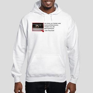 As long as... Hooded Sweatshirt