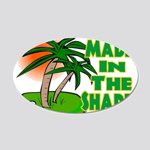 Made In Shade 20x12 Oval Wall Decal