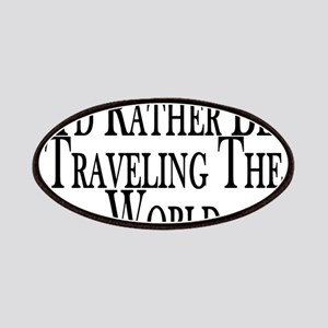 Rather Travel The World Patches