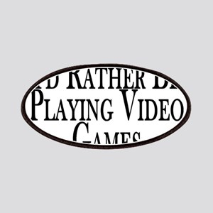 Rather Play Video Games Patches