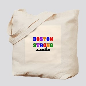 Boston strong pillow Tote Bag