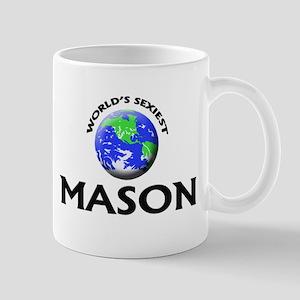 World's Sexiest Mason Mug
