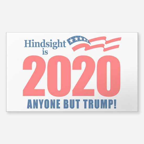 Hindsight 2020 Decal