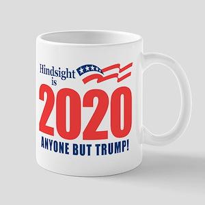 Hindsight 2020 Mugs