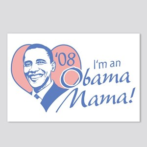 Obama Mama '08 Postcards (Package of 8)