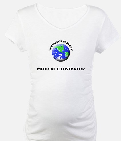 World's Sexiest Medical Illustrator Shirt