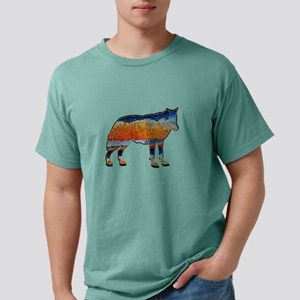 SUNSET NOW Mens Comfort Colors Shirt