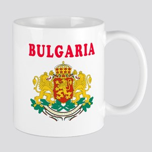 Bulgaria Coat Of Arms Designs Mug