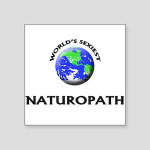 World's Sexiest Naturopath Sticker