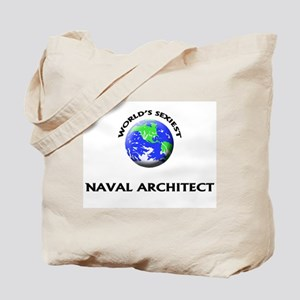 World's Sexiest Naval Architect Tote Bag
