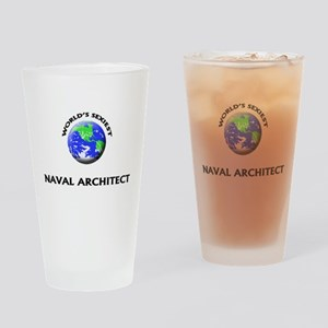 World's Sexiest Naval Architect Drinking Glass