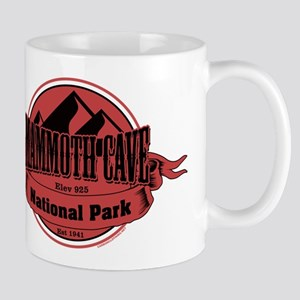 mammoth cave 5 Small Mug