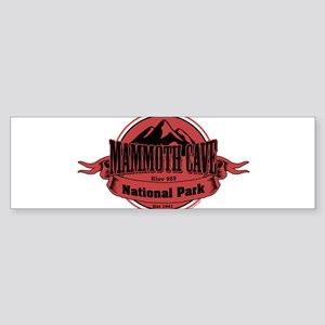 mammoth cave 4 Bumper Sticker