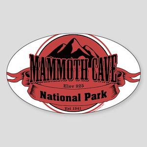 mammoth cave 4 Sticker