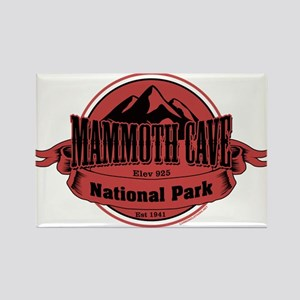 mammoth cave 4 Rectangle Magnet