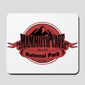 mammoth cave 4 Mousepad