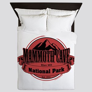 mammoth cave 4 Queen Duvet