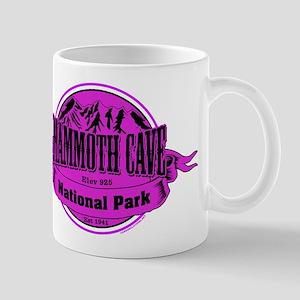 mammoth cave Small Mug