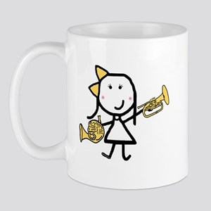 Mello & French Horn Mug