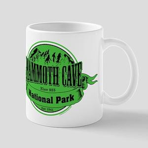 mammoth cave 2 Small Mug
