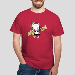Mello & French Horn Dark T-Shirt