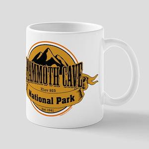 mammoth cave 4 Small Mug