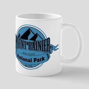 mount rainier 5 Small Mug
