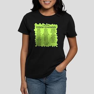 UU WOMEN... Women's Dark T-Shirt