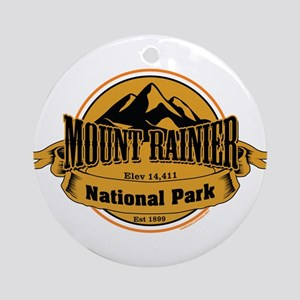 mount rainier 4 Ornament (Round)