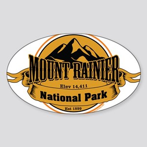 mount rainier 4 Sticker