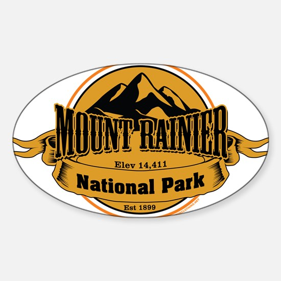 mount rainier 4 Decal