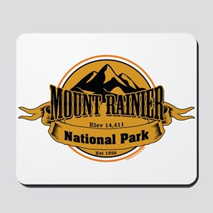 mount rainier 4 Mousepad