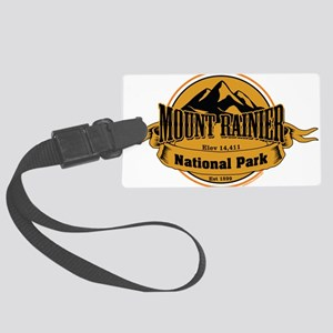 mount rainier 4 Large Luggage Tag
