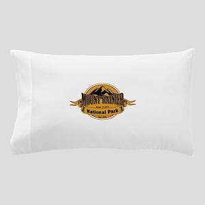 mount rainier 4 Pillow Case