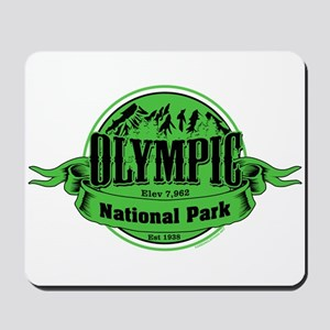 olympic 2 Mousepad