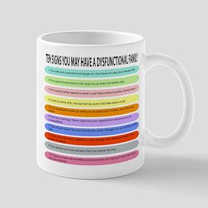 Ten Signs Mug