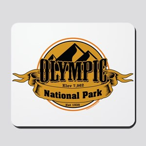 olympic 5 Mousepad