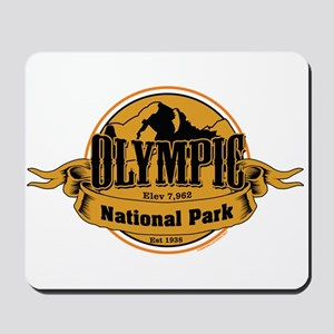 olympic 3 Mousepad