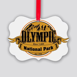 olympic 2 Picture Ornament