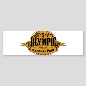 olympic 2 Bumper Sticker
