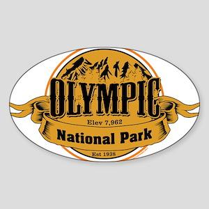 olympic 2 Sticker