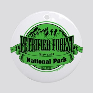 petrified forest 2 Ornament (Round)