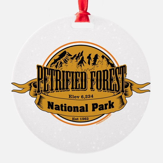 petrified forest 2 Ornament