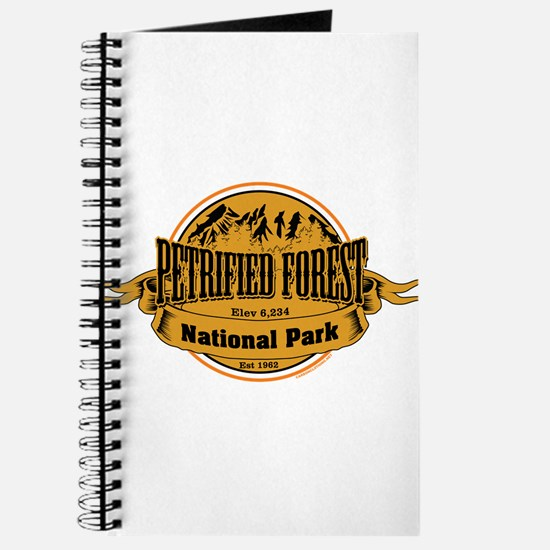 petrified forest 2 Journal