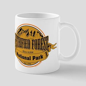 petrified forest 2 Small Mug