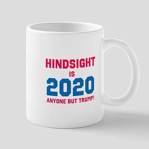 Hindsight is 2020 Mugs