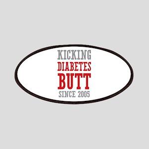 Diabetes Butt Since 2005 Patches