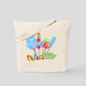 candy circus boy-  Tote Bag
