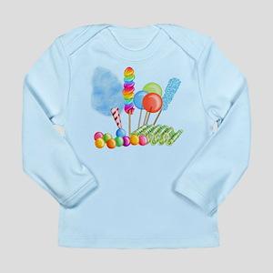 candy circus boy-  Long Sleeve T-Shirt