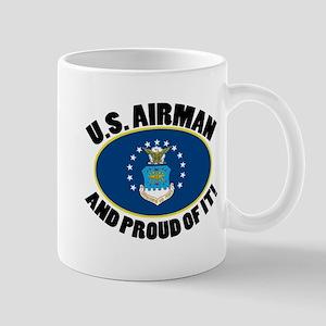 Proud Airman Mug